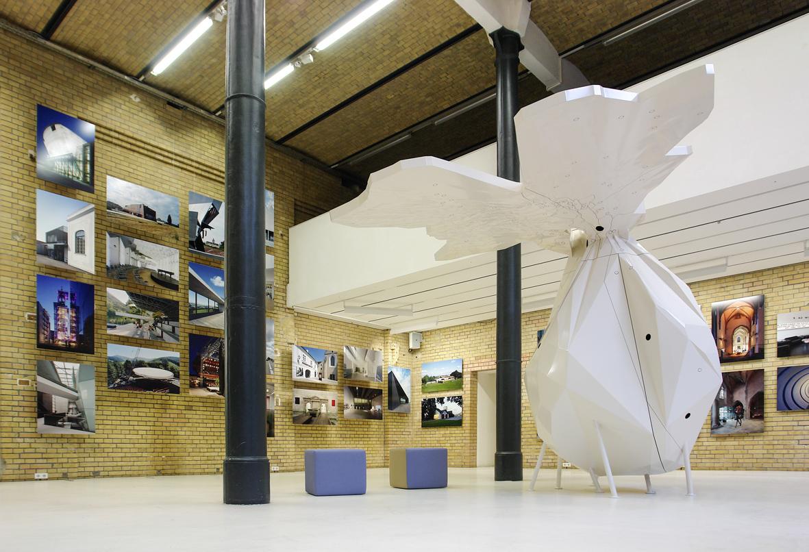Bau[t]en für die Künste. Zeitgenössische Architektur in ...